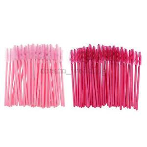 50-100-pcs-Disposable-Eyelash-Mascara-Wands-Applicator-Eye-Lash-Makeup-Brushes