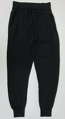 Clever Boohoo Women's Anna Fit Athleisure Relaxed Fit Joggers Us 4 Black Nwt Activewear Bottoms