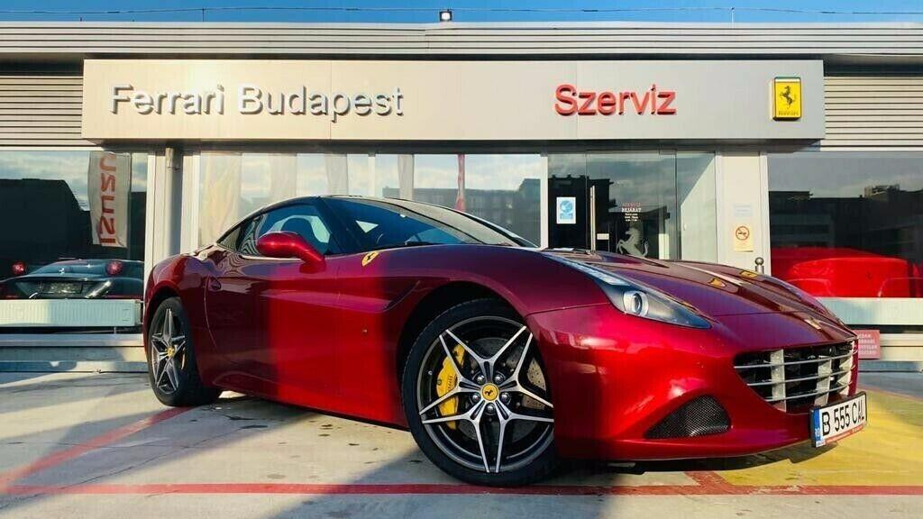 Ferrari California T 3,8 F1 2d