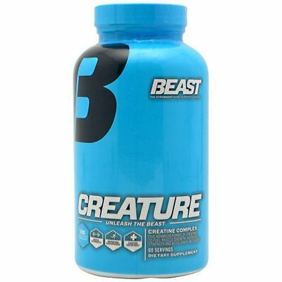 Beast Nutrition CREATURE 180 Capsules - Brand New Expedited Ship