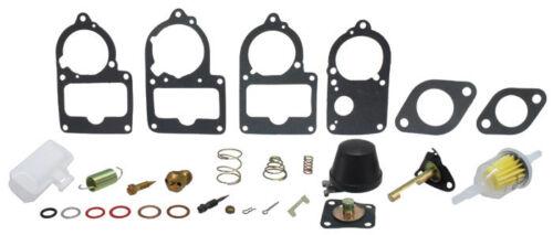 Escarabajo carburador kit de reparación 28//30//34 Pict 3 Completa Con Flotadores//Filtro 111198569ZC