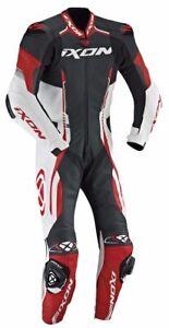 Ixon-Vortex-One-Piece-Leather-Motorcycle-Suit-Black-White-Red-102201009-1015