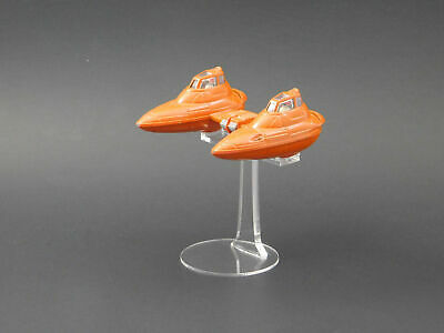 Twin Pod Cloud Car Die Cast Display Stand Vintage Star Wars STAND ONLY