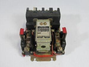 Square D 8536-CO-3 Starter 600V Series B Coil 600V 60Hz USED