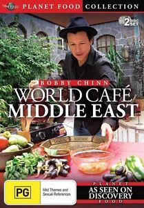 World-Cafe-Middle-East-Bobby-Chinn-DVD-FREE-POST