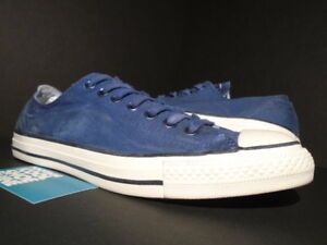 f4aa5a34f6e4 CONVERSE CT OX CHUCK TAYLOR DENIM BLUE MIDNIGHT HOUR WHITE FRAGMENT ...