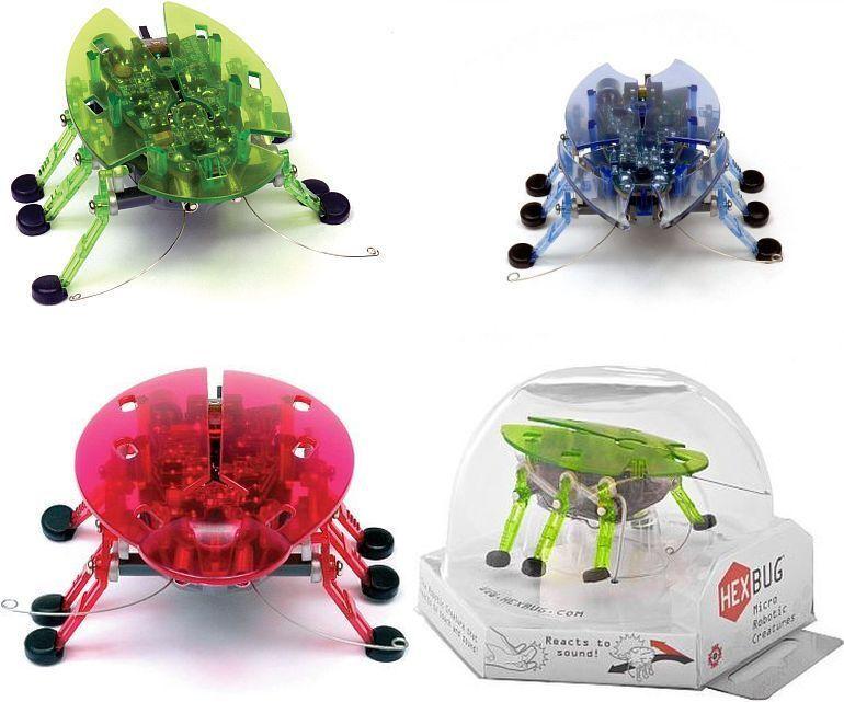 envío gratis Hexbug Original Robots de Juguete Juguete Juguete Mariquitas Animalitos EsCocheabajo Tech Juego  salida