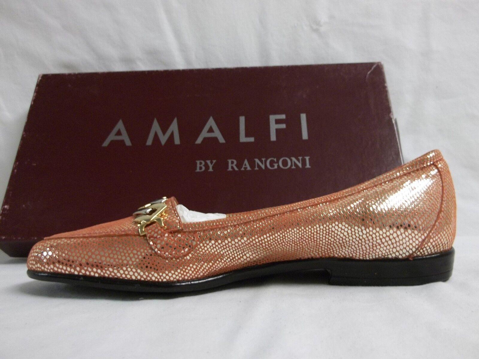 Amalfi By Rangoni Größe 5 Tulip S N Narrow Oste Tulip 5 Flats Suede New Damenschuhe Schuhes 559d8d