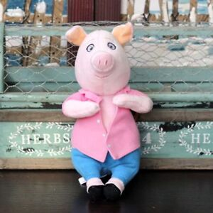 Details About New Ty Beanie Sing Rosita Pig Plush Small Soft Plush Toy 8