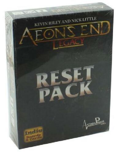 Eras Fim Legacy Indie Boards /& Cards Pacote de Reset Quase PERFEITO Eras final HT1