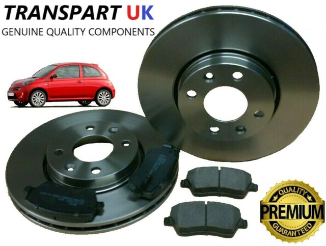 FOR NISSAN MICRA K12 2002-2009 REAR BRAKE SHOES SET AND SHOES FITTING KIT