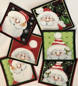 Peek-a-Boo-Santas-for-Christmas-Iron-On-Fabric-Appliques-Craft-Show