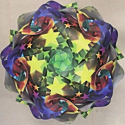 Paisley on Paisley Medium Infinity Lamp IQ Puzzle Jigsaw LuvaLamps 10 Pieces USA
