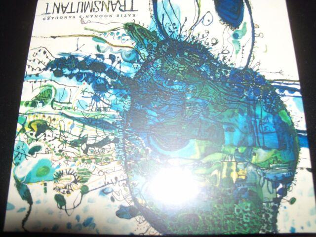 KATIE NOONAN / KATIE NOONAN'S VANGUARD Transmutant (Australia) CD - NEW