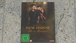 Twilight New Moon Biss zur Mittagsstunde 2 Disc Fan Edition *TOPZUSTAND* - Sachsenheim, Deutschland - Twilight New Moon Biss zur Mittagsstunde 2 Disc Fan Edition *TOPZUSTAND* - Sachsenheim, Deutschland