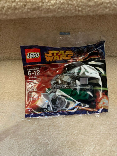 LEGO Star Wars Anakins Jedi Interceptor Set Bagged // Polybag 30244