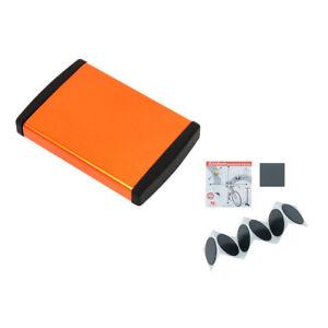Cycle-Clinic-bici-attrezzo-kit-di-riparazione-ARS-66-AL-set-con-6-pezzi-di-ripar