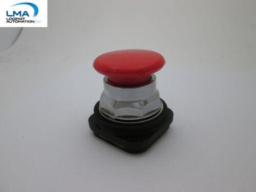 TELEMECANIQUE RED Push BUTTON Mushroom Head 40mm