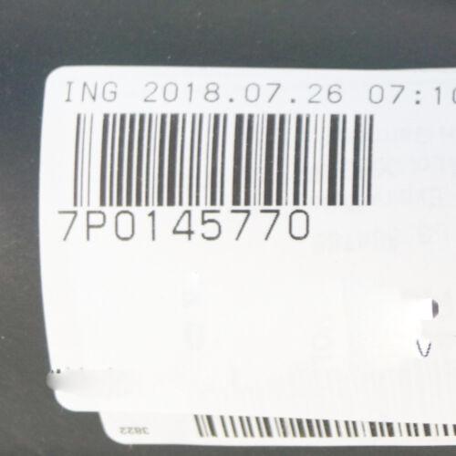 Volkswagen TOUAREG 7P Air Pipe Hose 7P0145770 2014 3.0 Diesel V6
