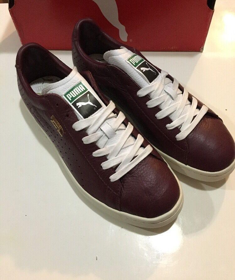 PUMA court Star NM Zinfandel Men's shoes Size 9.5