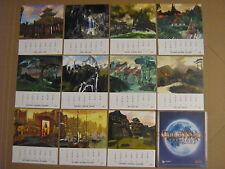 Guild Wars Desk Calendar - Calendario da tavolo anno 2006