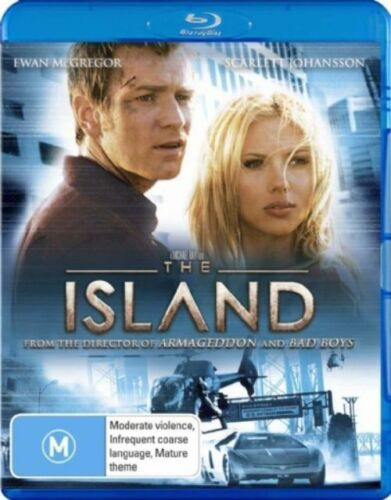 1 of 1 - The Island (Blu-ray, 2008)
