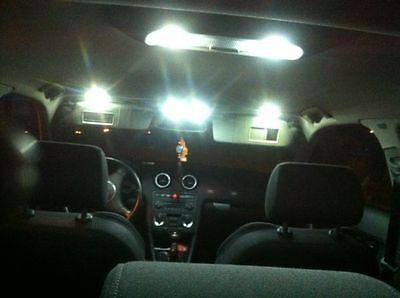 LED Innenraumbeleuchtung für Renault Twingo 2 weiß Light LED - LED Deckenleuchte
