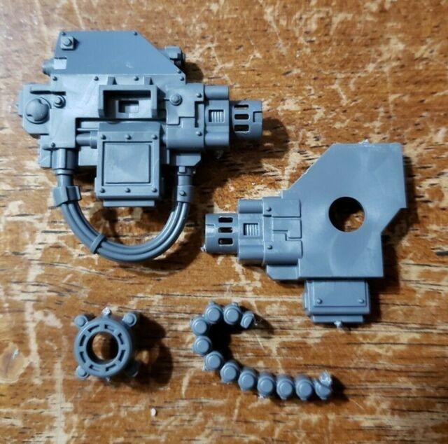 Space Marine Blood Angels Furioso Dreadnought FRAG CANNON ARM 40K