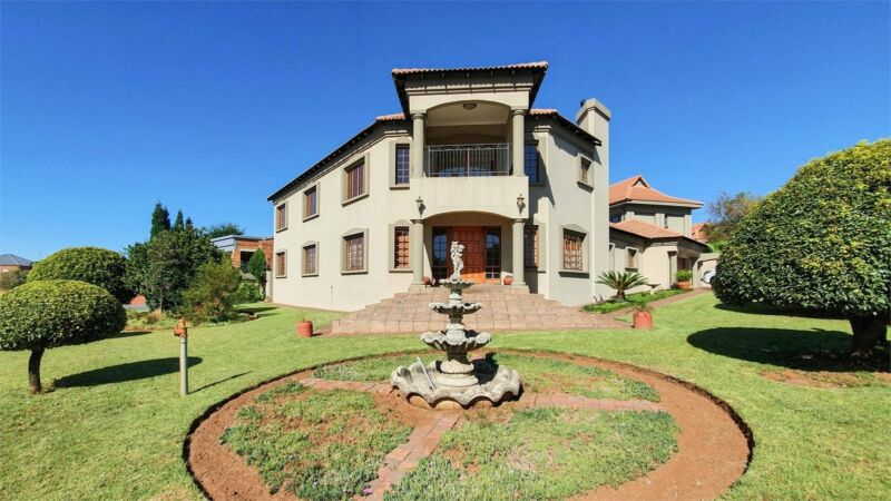 Double Story Dream in Midlands Estate