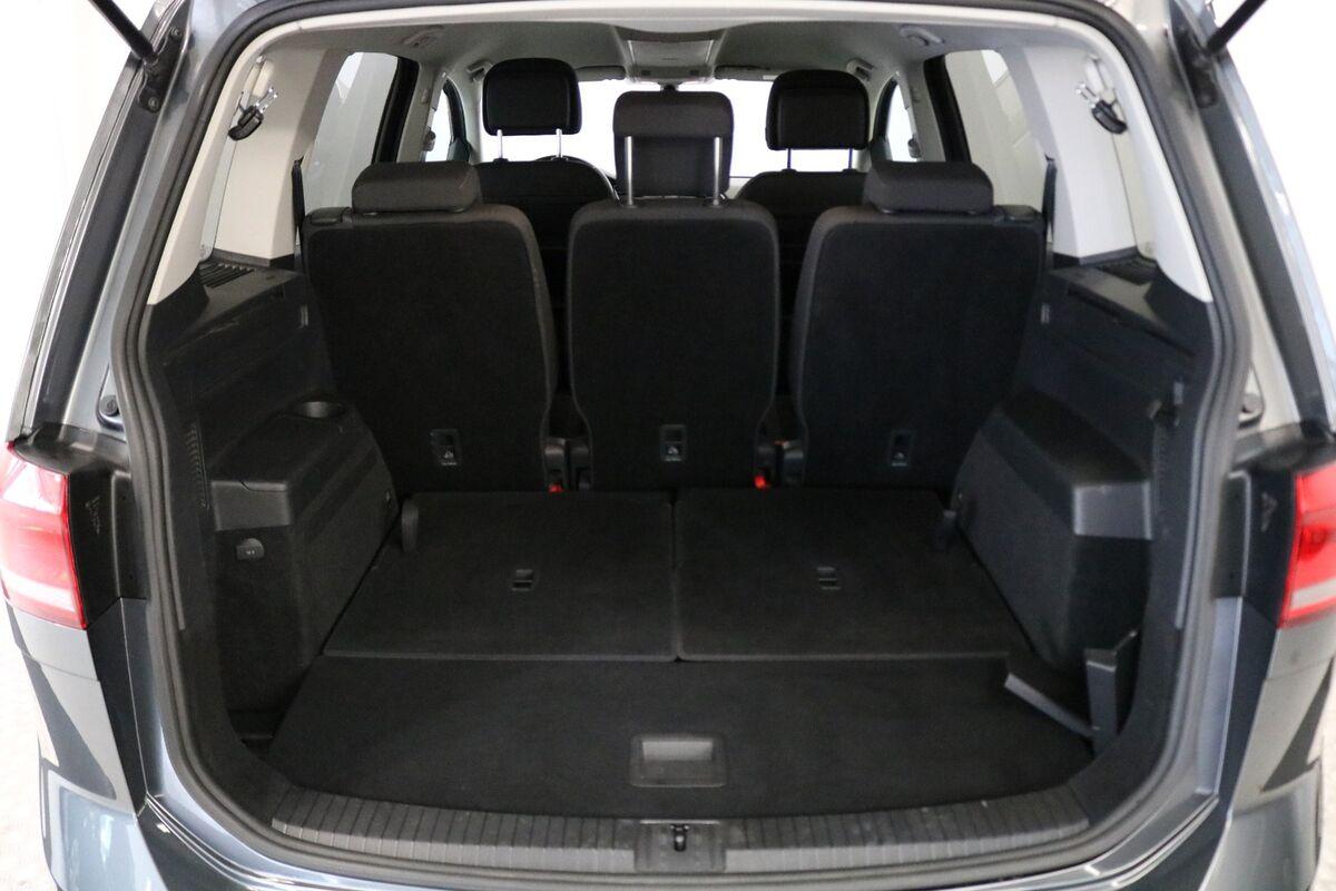 VW Touran 1,6 TDi 115 Comfortline 7prs