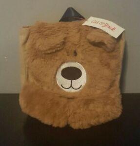 Cat /& Jack Toddler Brown Bear Backpack