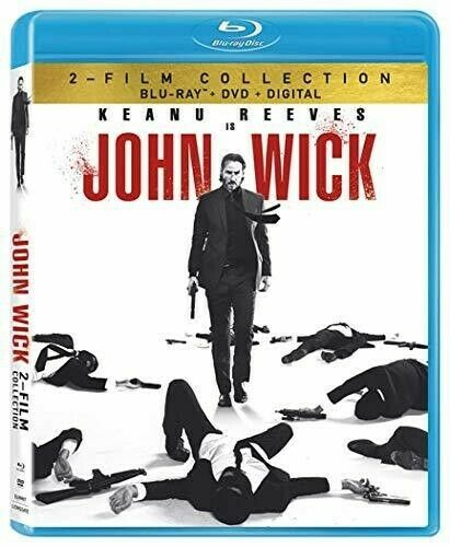 John Wick: 2-Film Collection [New Blu-ray] With Blu-Ray, Boxed Set, Dolby, Dig