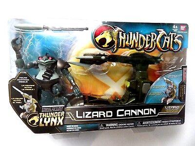 Action- & Spielfiguren PräZise Figürchen Spielzeug Thundercats Eidechse Cannon Bandai Neu Unter Blsiter Weder Zu Hart Noch Zu Weich