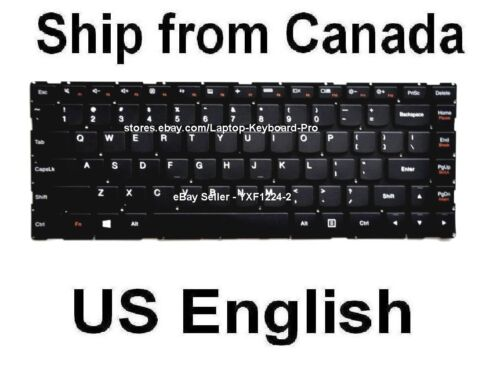 US English Keyboard for Lenovo ideapad 100s 100s-14IBR