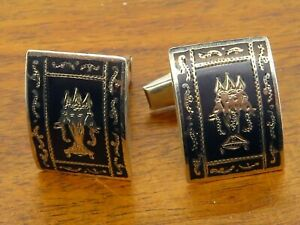 d24d1c126ea2 Image is loading Vintage-sterling-silver-THAILAND-SIAM-ETCHED-ENGRAVED-CUFF-