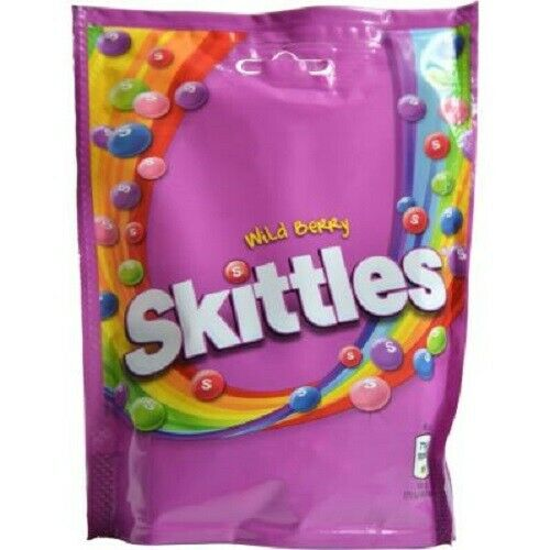 Skittles Wildberry Bag Fruit Candy