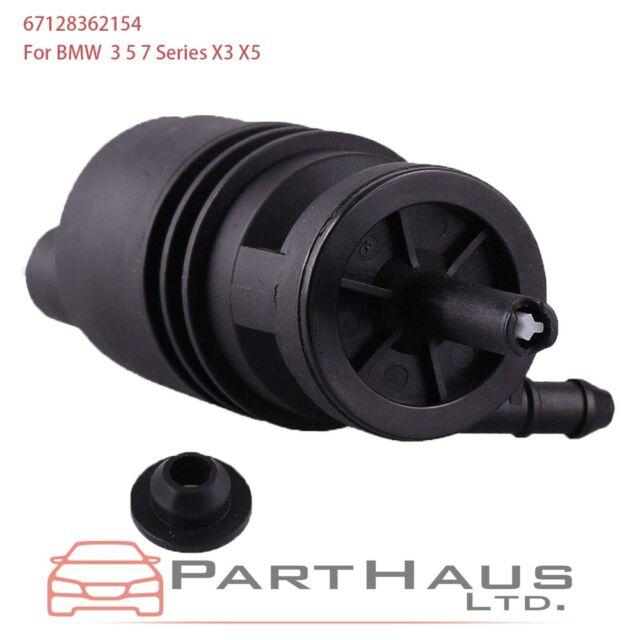 Windshield Washer Pump W   Grommet For Bmw 325i 328i 528i 540i 745i 740i X3 X5
