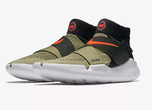 wholesale dealer ff3e3 a95dc Image is loading Nike-Free-RN-Motion-Flyknit-2018-942840-200-