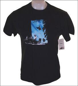 Autentico-Con-Etiqueta-Hombre-Oakley-Ettla-Ss-Camiseta-Pequeno-Negro-NUEVO