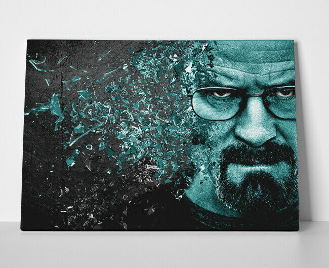 Breaking Bad Walter Weiß Poster or Canvas