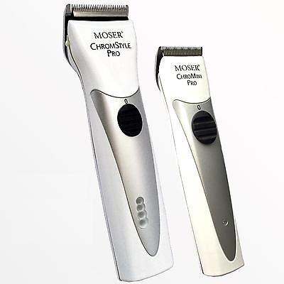 Moser Profiline ChroMini Pro Bianco