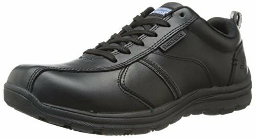 Skechers for lavoro Mens Hobbes sautope- Select SZ Coloree.