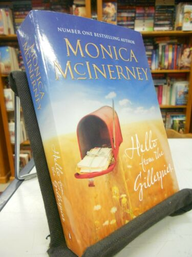 1 of 1 - Hello from the Gillespies by Monica McInerney (Paperback, 2015)