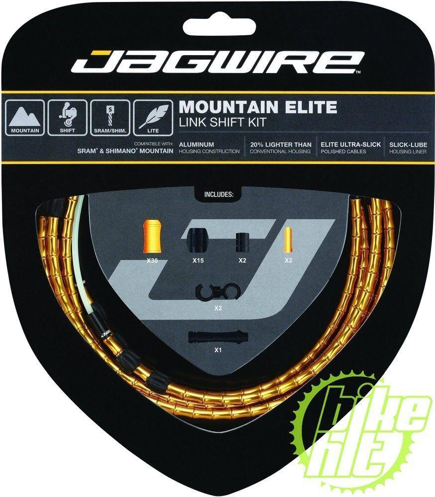 JAGWIRE Bremszugset Mountain Elite Link - 2017 Upgrade