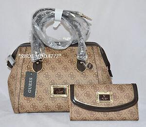 3853d6b521 GUESS Reama Bag Sac a Main Docteur Porte Epaule G Logo Charme ...