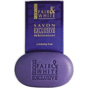 Fair & White Savon Exclusive Whitenizer 7oz (Exfoliating) Rose & Apricot Antioxidant Day Cream (For Normal/ Dry Skin)-30ml/1oz