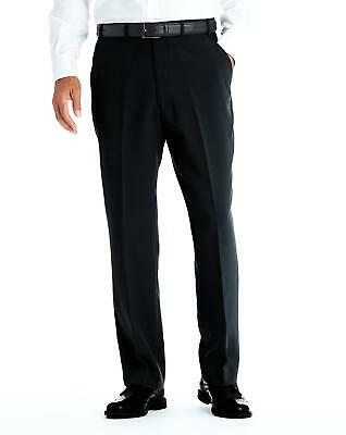 SELF ADJUSTING MENS EXPANDABLE  STRETCH  WAIST BAND TROUSERS CASUAL OFFICE PANTS