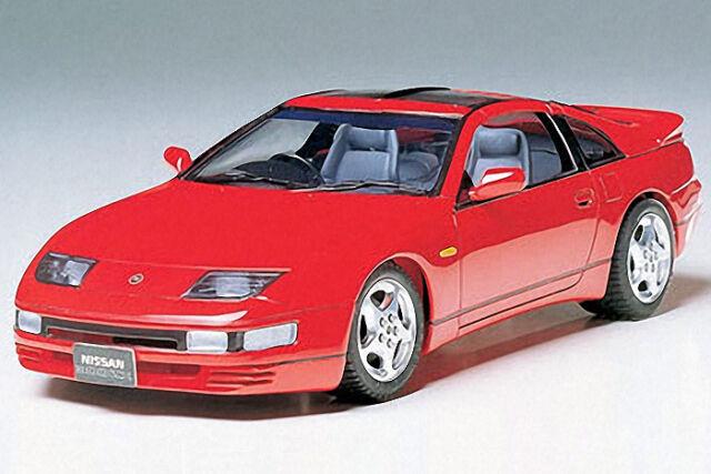 Tamiya 24087 1/24 Scale Model Sport Car Kit Nissan Fairlady Z 300ZX Z32