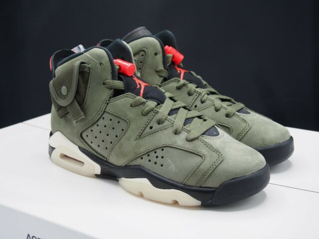 air jordan 6 retro travis scott