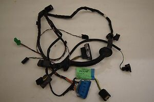 details about jaguar xj8 xjr vanden plas 98 2003 rear left door wire wiring harness lnf3190cb 2001 Jaguar XJ8 Vanden Plas